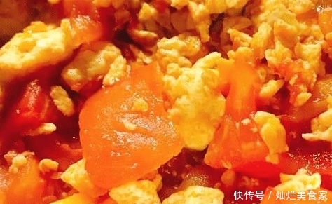婆婆说:西红柿炒鸡蛋时,顺序万万不能错,否则鸡蛋不嫩滑!