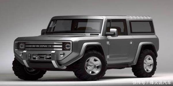 这款车售价20万,比路虎还要把霸气,钱不够买牧马人的可以买它