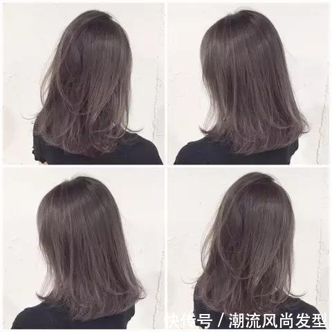 2018今年流行的头发发型发型颜色短发的女孩帅气图片