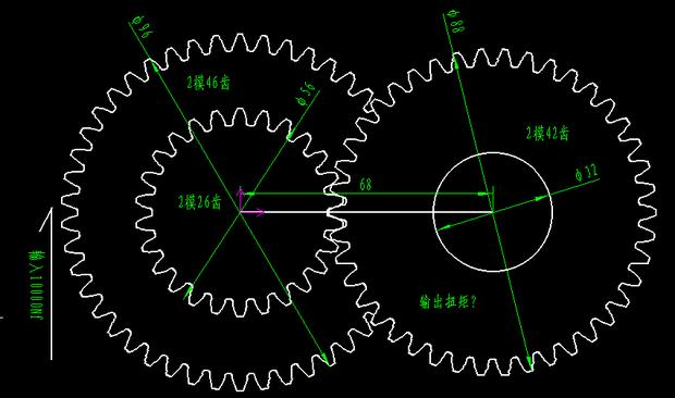两个转矩公式-关于电机功率和转矩的计算