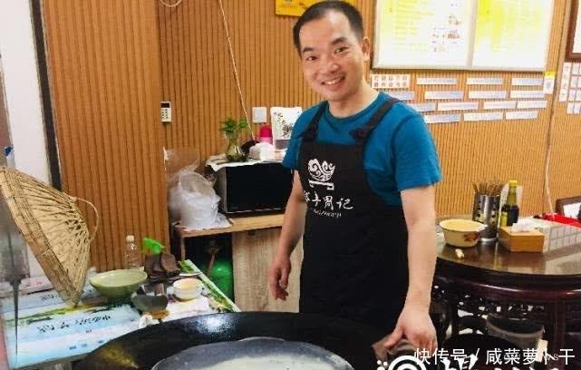 """只卖素食不卖荤还劝人读书,重庆谢家湾有个""""书香面馆"""""""