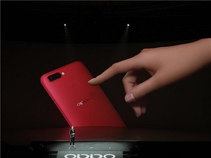 OPPO R11s/R11s Plus发布 全面屏设计2999元起