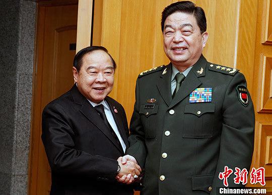 泰军方被曝求华帮建军工设施 点名要一技术 - 李光鹏 - 李光鹏