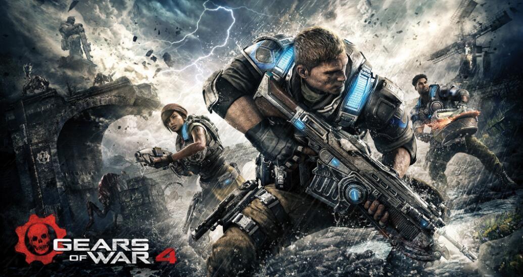 《战争机器4》9月29日开放预下载