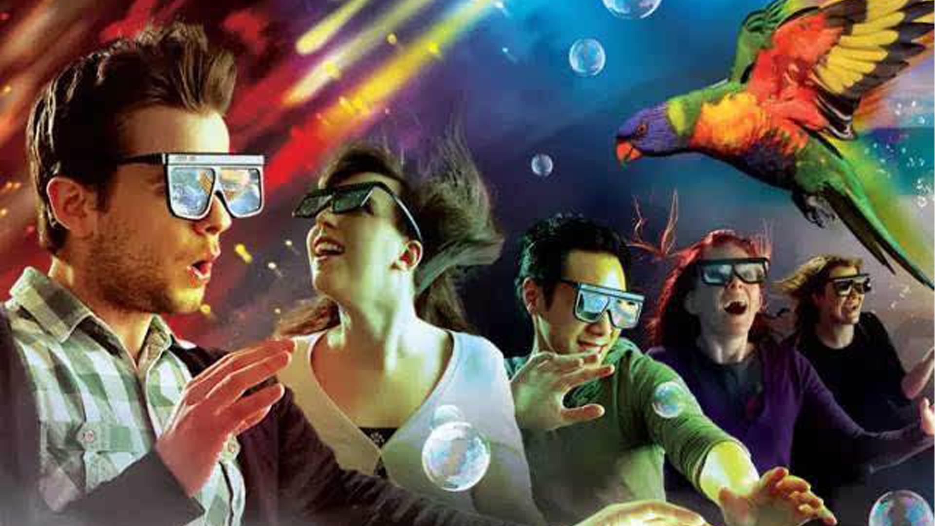 沉浸式观影的终极体验,昆明4DX影院观后感,观众:仿佛身临其境