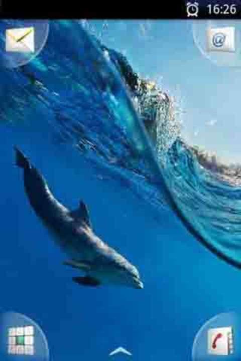 海豚游泳动态壁纸下载_v2.3_安卓手机版apk-优亿市场