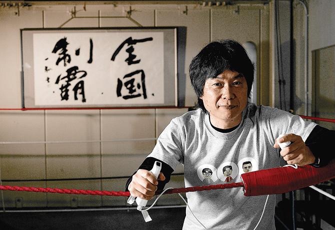 宫本茂表示NX不公布是在憋大招