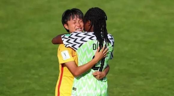 中国女足惨遭补时绝杀 无缘世界杯8强