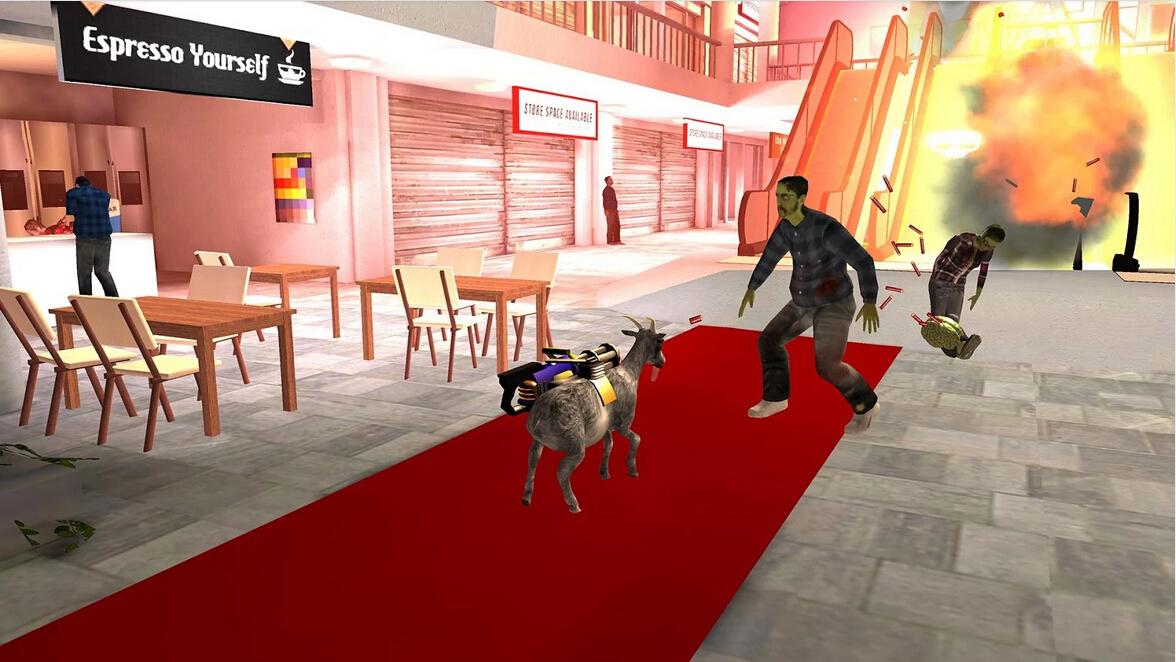 僵尸山羊(含数据包)截图1