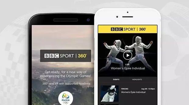 2016里约奥运会VR直播观赛指南