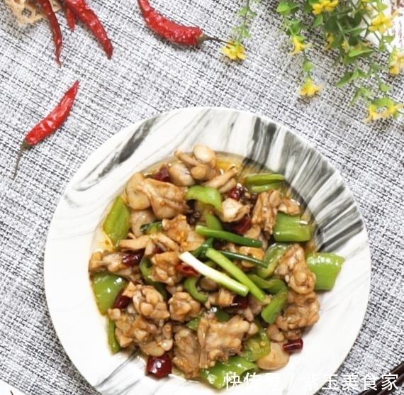 教你制作爆炒田鸡,肉质鲜嫩入味,香辣美味,好吃又下饭!