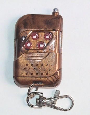 防盗报警器的重要配件——遥控器 无线电遥控器(rf remote control)