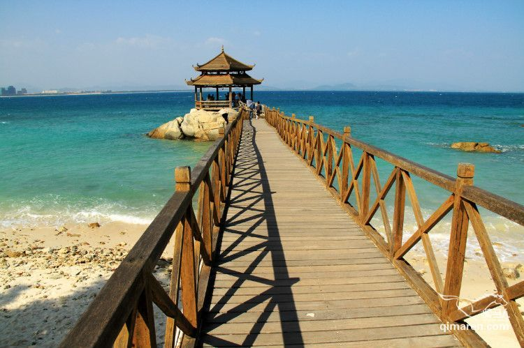 蜈支洲岛度假中心