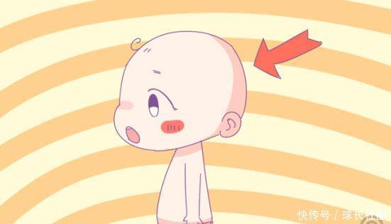 预防给宝宝睡出好头型,8种v宝宝枕想要偏头,宝短的淡紫头发漫画图图片