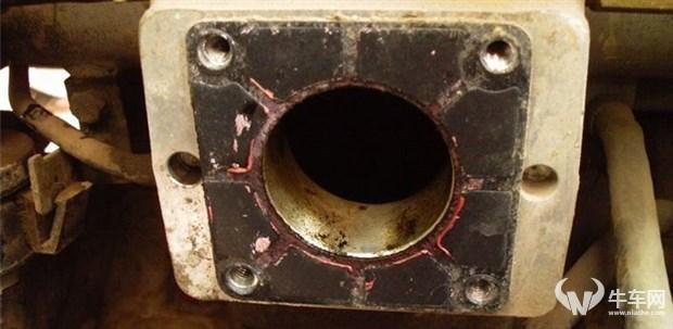 面包车发电机接线实物图