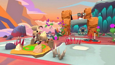 解谜游戏《危险山羊》11月10日与Daydream同步发售