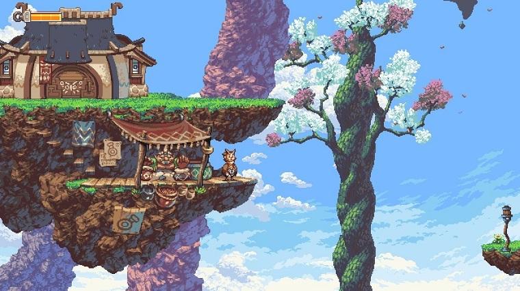 《猫头鹰男孩》游戏截图