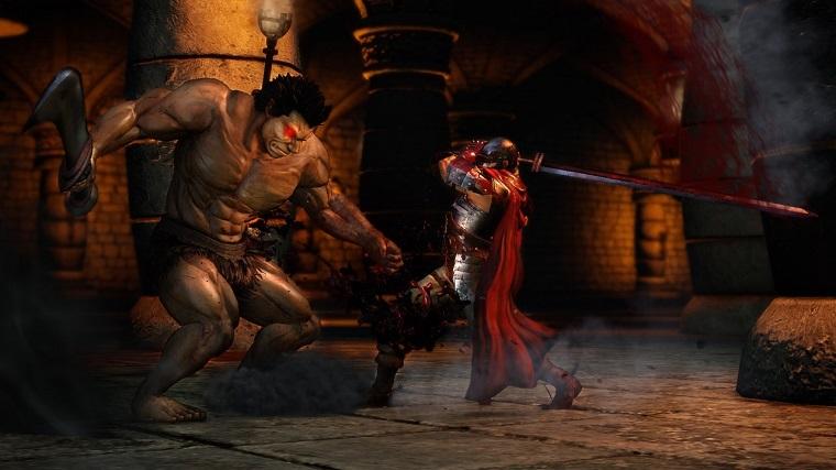 《剑风传奇无双》游戏画面