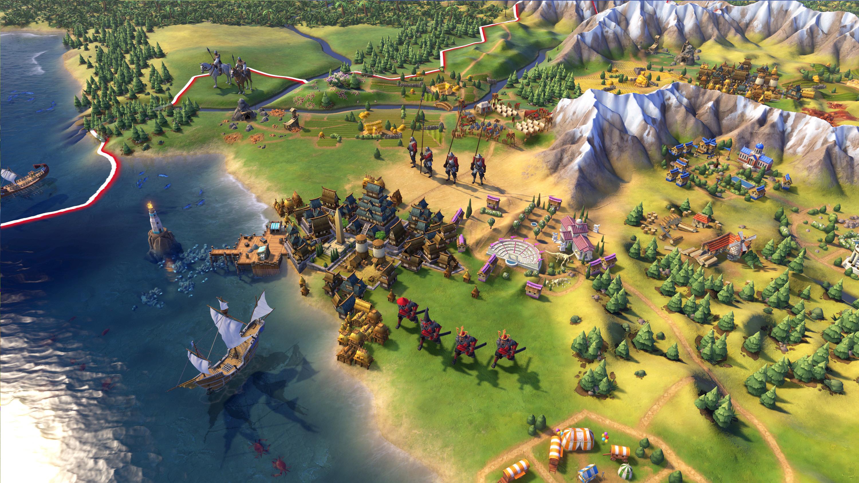 《文明6》steam预售上架
