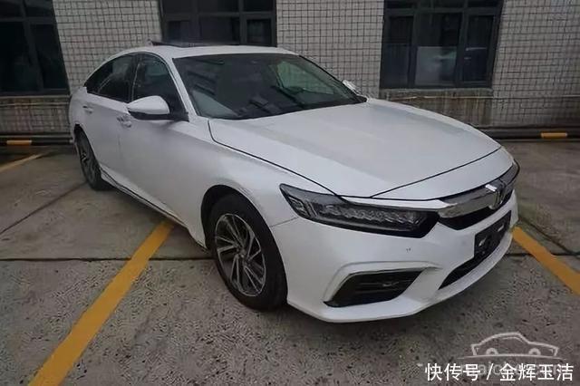 汽车 正文  作为思铂睿的继任者,东风本田inspire曾于北京车展上亮相.