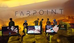 《远点》(Far point)VR游戏试玩报告