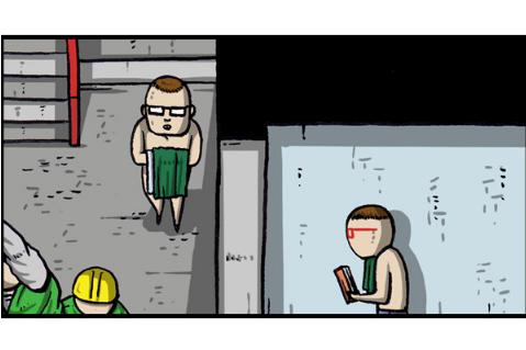 搞笑漫画:穿错身体等于衣服互换?赫斯提亚a身体漫画图片