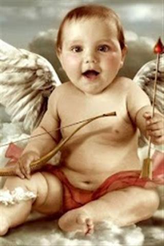 可爱的婴儿壁纸_360手机助手