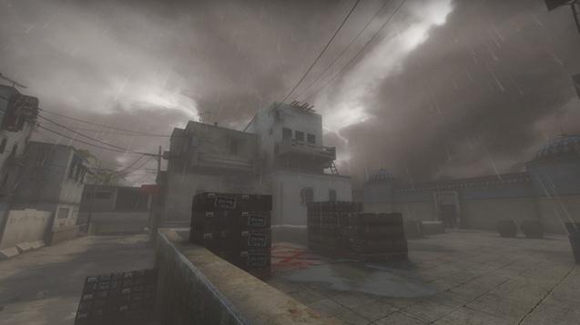 《CS:GO》粉丝开发动态天气MOD