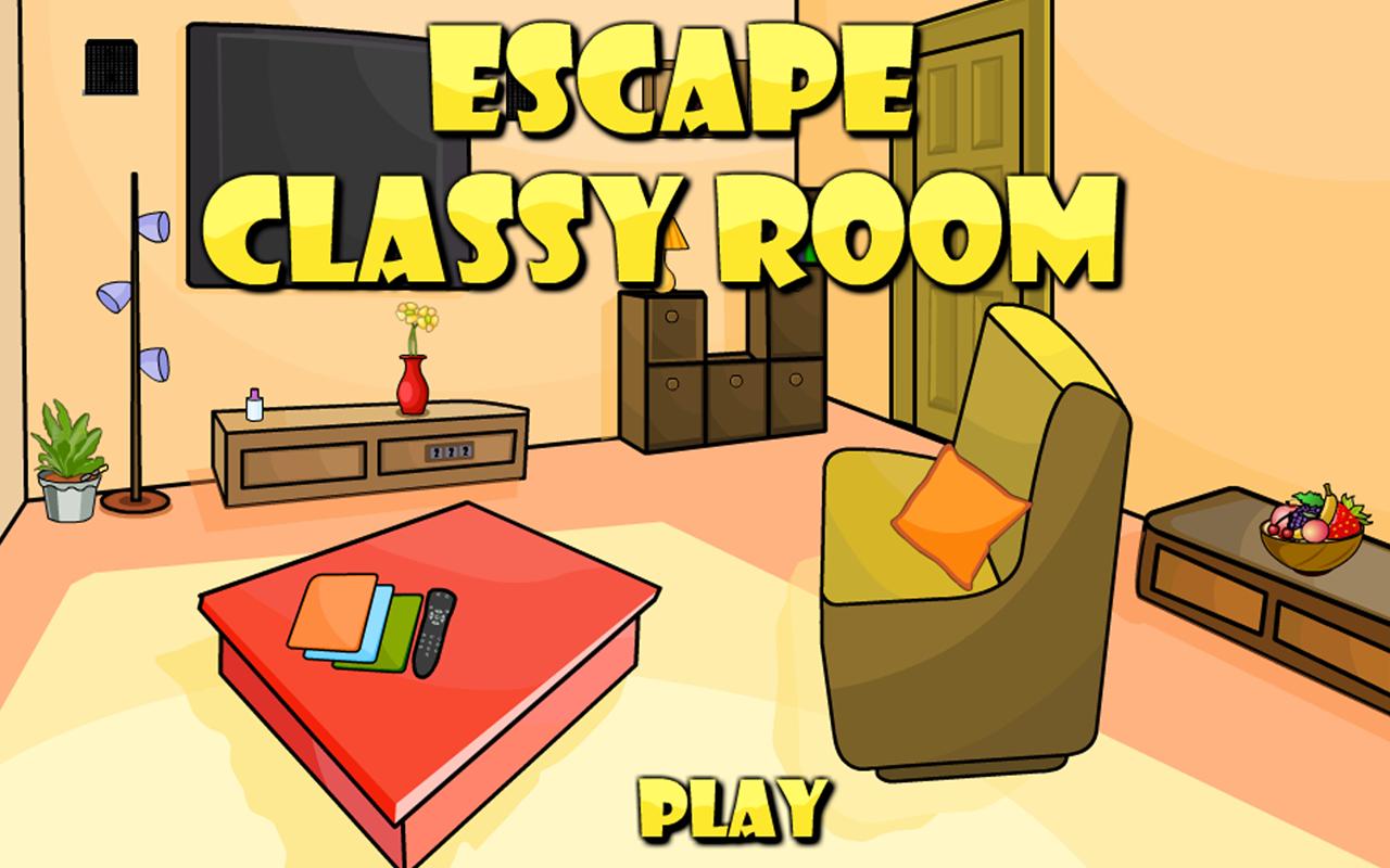 escape classy room