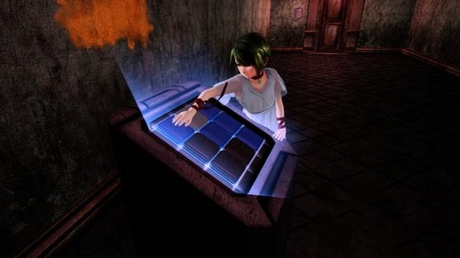 VR游戏《最后的迷宫》参展
