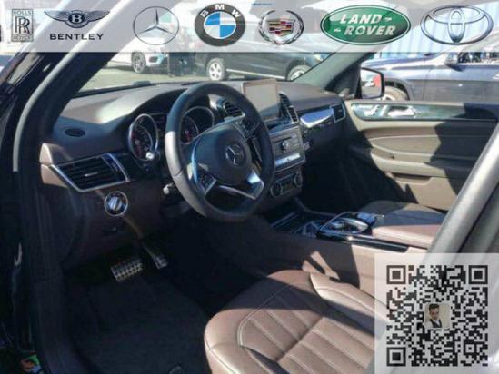 17款奔驰GLE43诚信价格 平行进口畅销价