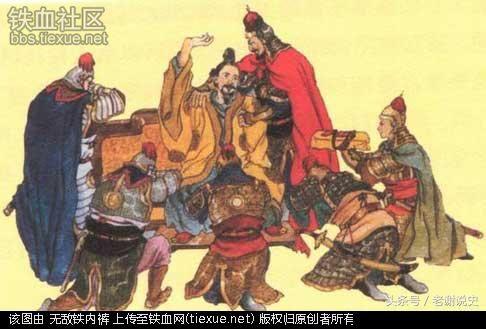 宋太祖赵匡胤死因成谜 200年后宋高宗梦里揭真相 -  - 真光 的博客