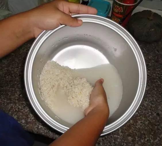 煮白米饭谁还用白开水啊,加点这个,香到....... - 晓梅 - WODE博客......XIAO MEI
