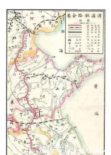 蚌埠作为一个较小的城市,为什么铁路线如此发达