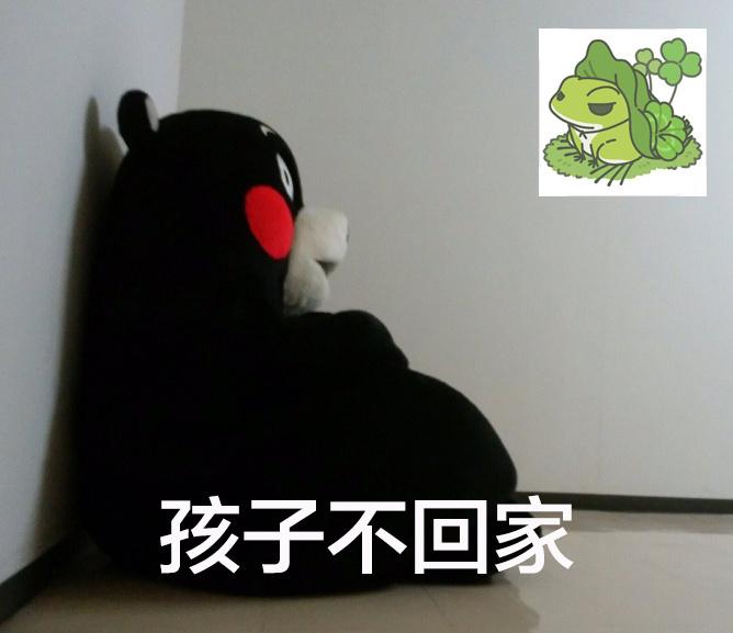 熊本玩游戏真实状态表情包