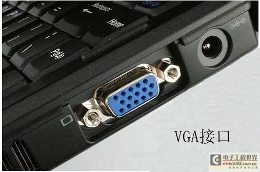 创维液晶电视的vga接口
