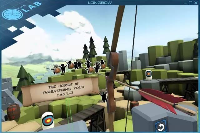 《The Lab》开发者谈VR