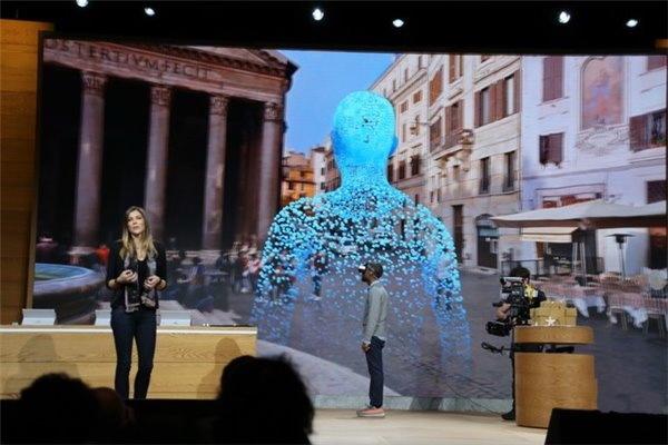 Edge浏览器将支持3D浏览
