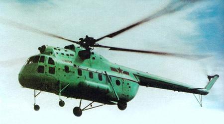 直�yaY�_直-6多用途直升机