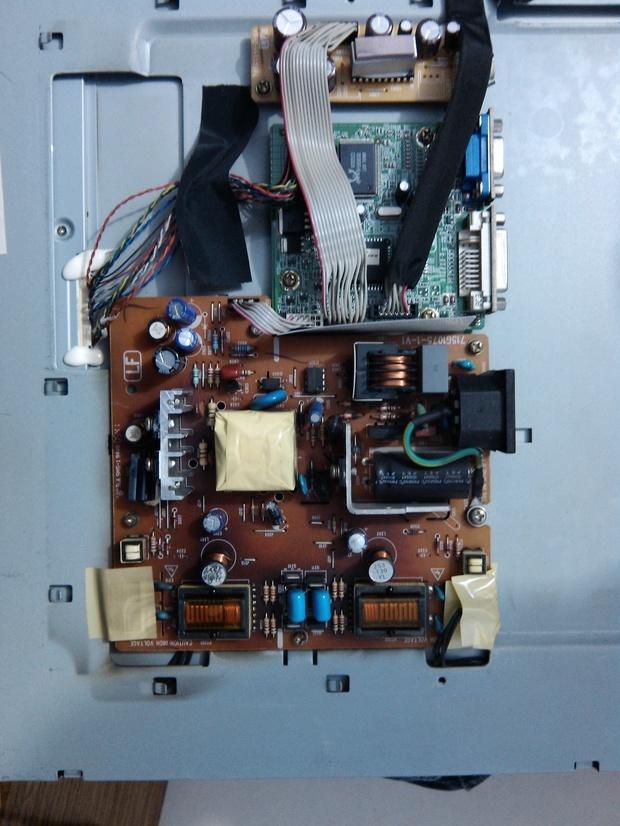优派电源板dac-19m005电路图图
