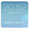 iPhone5S 锁屏