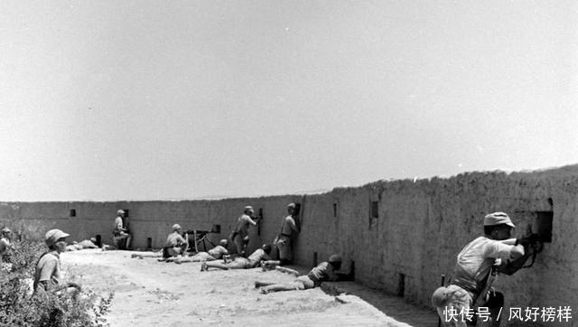 深入分析一张抗战军队守城图,日军想打进来也是很难的