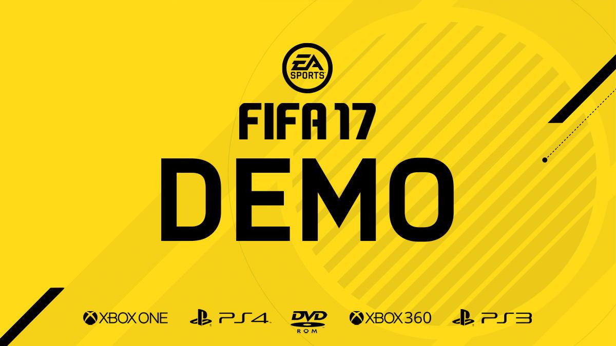 《FIFA 17》Demo版细节