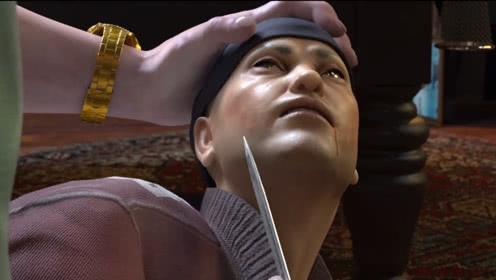 """【末世特别解说】""""河马""""二人为救铁渣,和克拉克展开殊死搏斗!"""