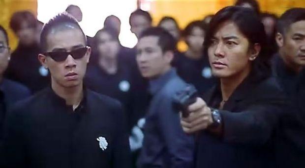 古惑仔里面陈浩南跟山鸡说过什么话是最够义气的