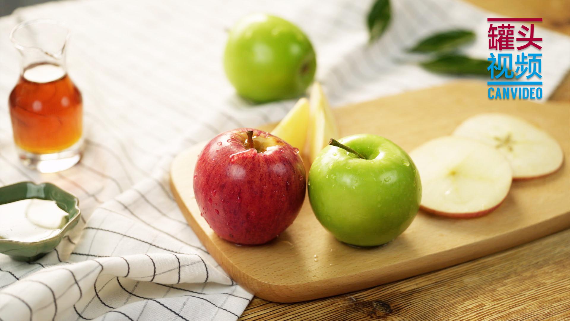 甜品控必看!一个苹果轻松打造最in下午茶