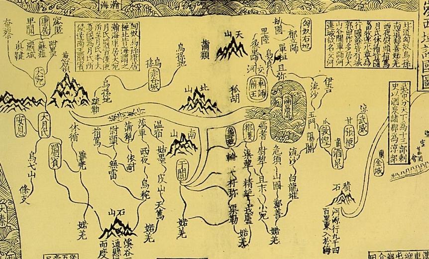 中国文明,或者汉文明为什么能在世界上成为东亚文明图片