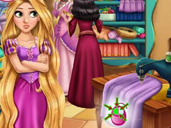长发公主设计服装,长发公主设计服装小游戏,360小游戏