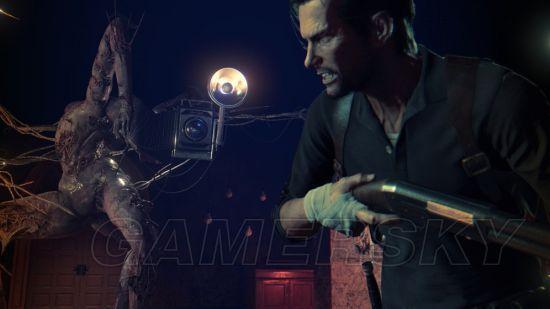 《恶灵附身2》技及步骤v步骤实用技巧消防逃生武器图片