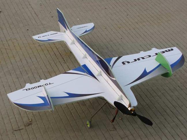 航模飞机电路板